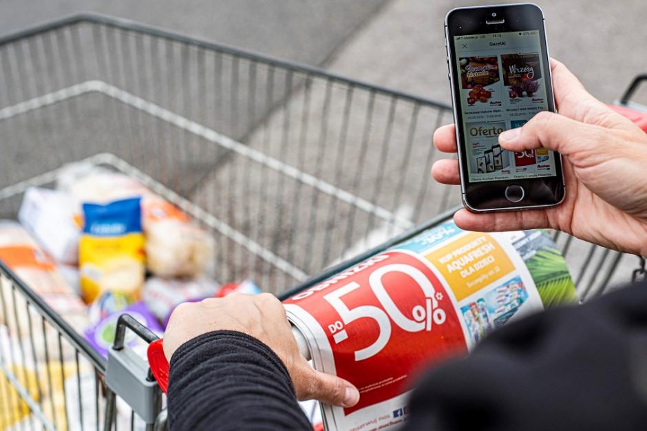 E-gazetki głównie czytają klienci supermarketów i convenience