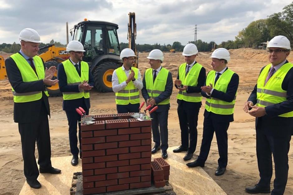 Ruszyła budowa Panattoni Park Toruń II
