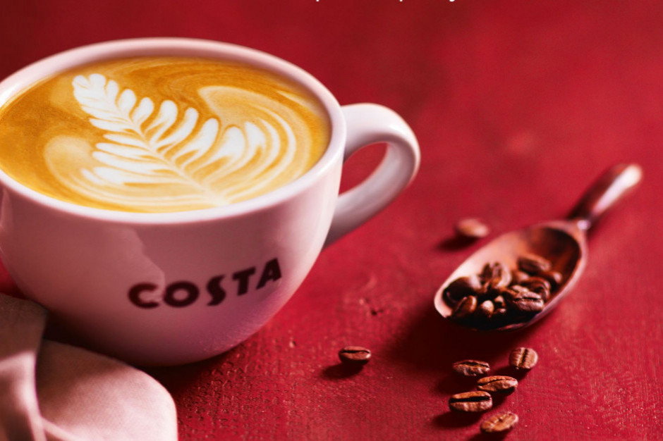 Costa Coffee startuje z jesiennym menu