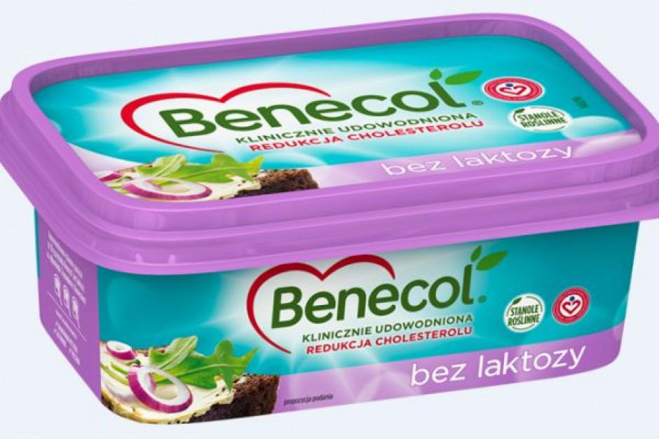 Marca Benecol wprowadza wariant bez laktozy
