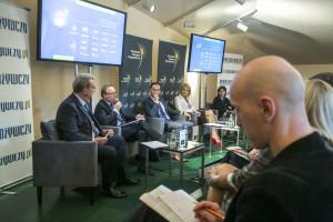 Zdjęcie numer 12 - galeria: Ekonomiczny poniedziałek: Nowe trendy na rynku żywności tematem debaty na WKG (relacja + galeria)