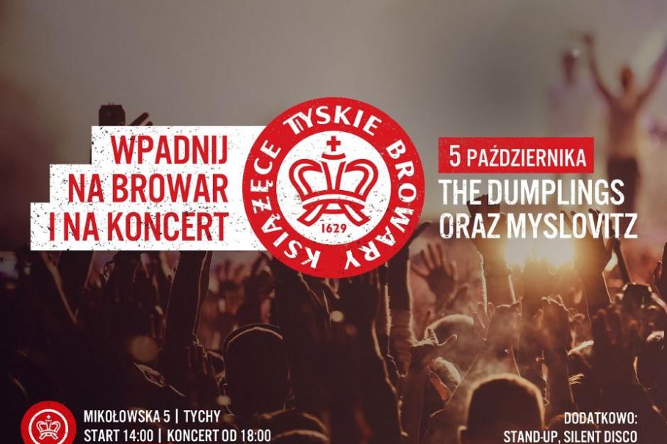 Tyskie Browary Książęce zapraszają na piwo i koncerty