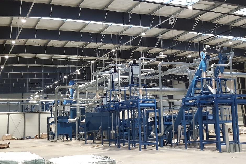 Grupa Recykl rozpoczęła rozruch nowego zakładu w Chełmie
