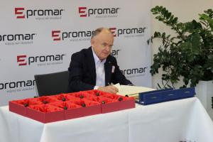 Zdjęcie numer 1 - galeria: Promar inwestuje w rozwój dodatków do żywności