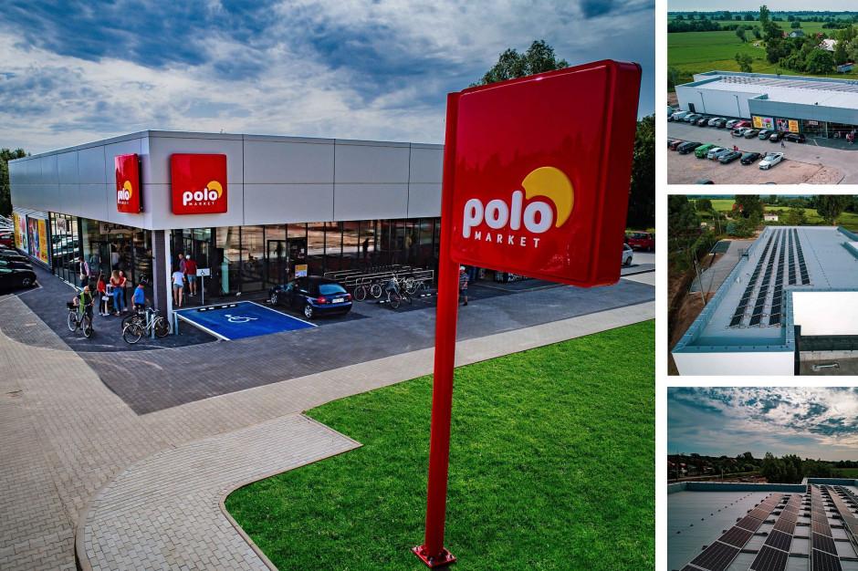 Polomarket: Prognoza sprzedaży detalicznej sieci w 2019 to 2,5 mld zł netto