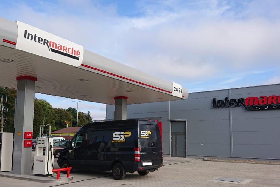 Intermarché otworzyło sklep i stację paliw w Przemkowie