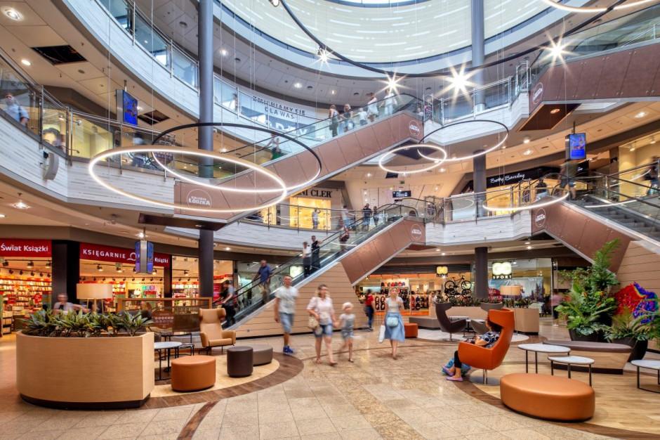 Galeria Łódzka stawia na modernizację