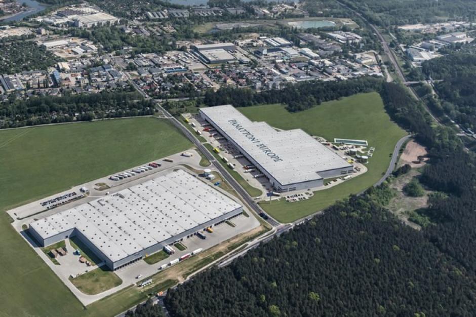 Panattoni wynajmie firmie InPost - 21 000 m kw