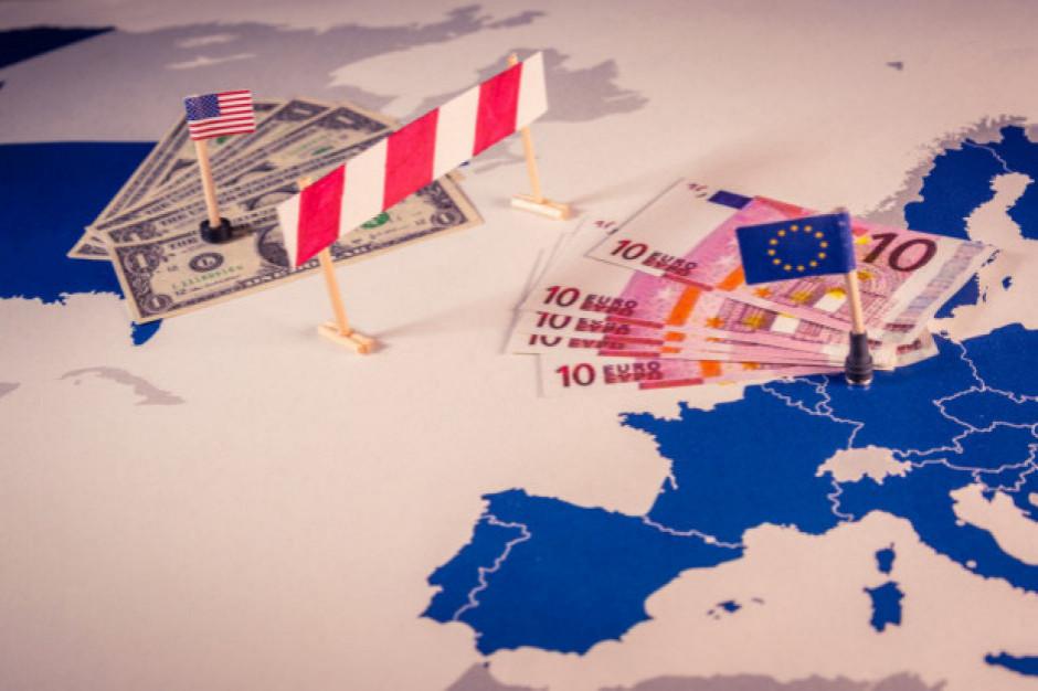 Francja i UE gotowe odpowiedzieć sankcjami w sporze handlowym z USA
