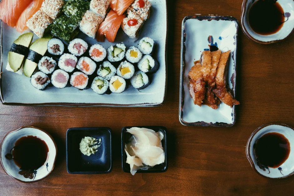 Japanese Fine Food Trade & Tasting w październiku w Warszawie