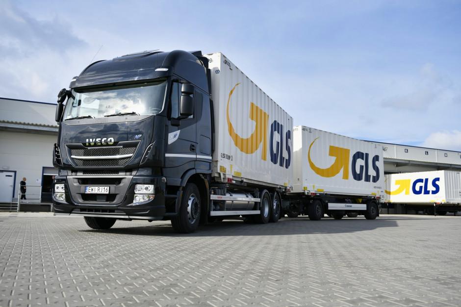 Nowe ekologiczne pojazdy w barwach GLS Poland