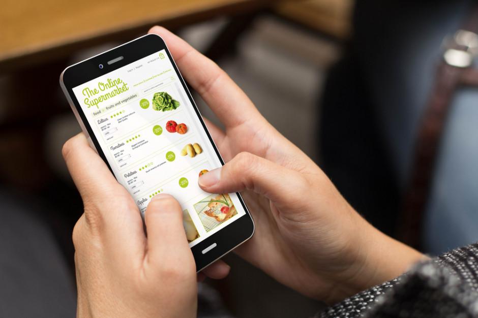Badanie: Niemal co czwarty Polak kupował żywność w sieci