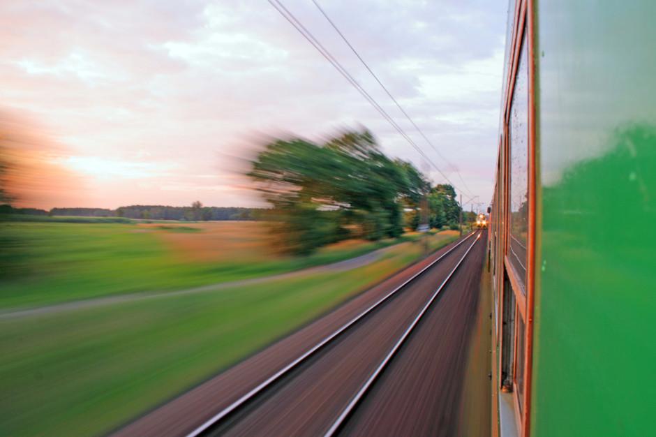 UE przeznaczy 880 mln euro na modernizację polskich kolei
