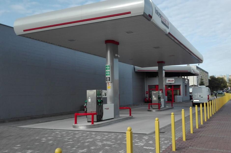 Intermarché rozwija sieć stacji paliw w woj. lubuskim