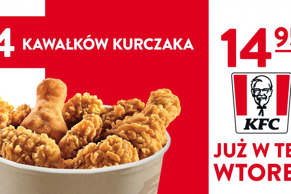 KFC powraca z promocją