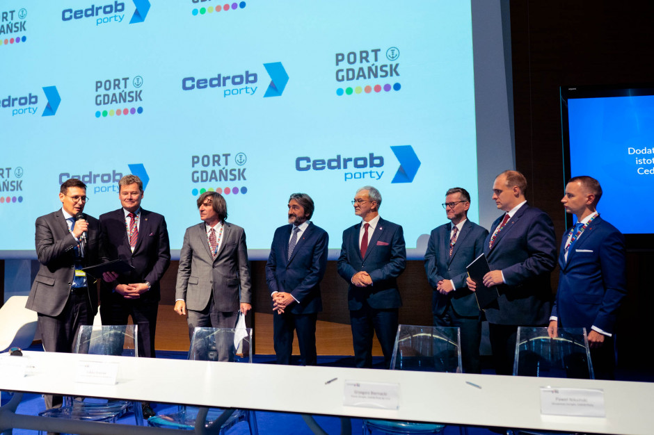 Cedrob wybuduje mroźnię w Porcie Gdańsk. Wartość inwestycji to min. 100 mln zł
