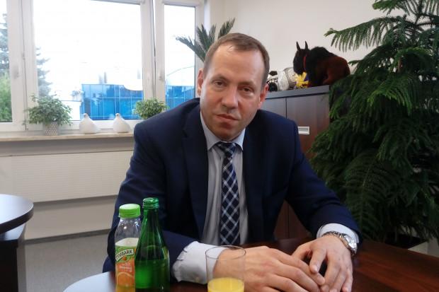 Prezes OSM Włoszczowa: Chcemy przerabiać milion litrów mleka dziennie (wywiad)