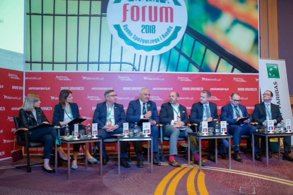 XII Forum Rynku Spożywczego i Handlu  4-5 listopada 2019 r. Zobacz kto będzie z nami!