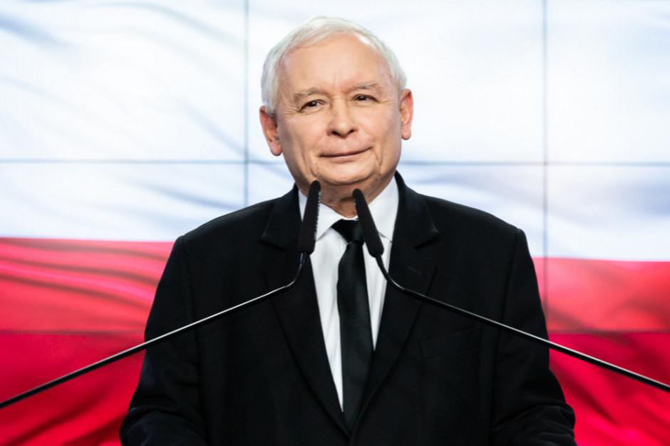 Kaczyński: Dzięki nam poziom życia na wsi zbliżył się do tego w mieście