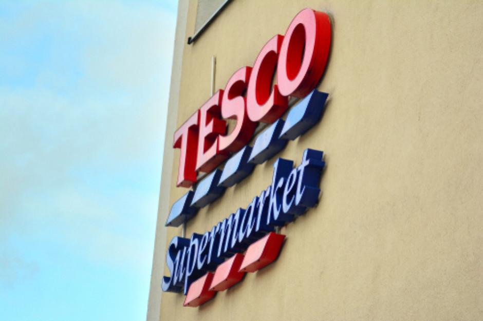Tesco zamyka 5 sklepów, ponad 2 tys. ludzi straci pracę