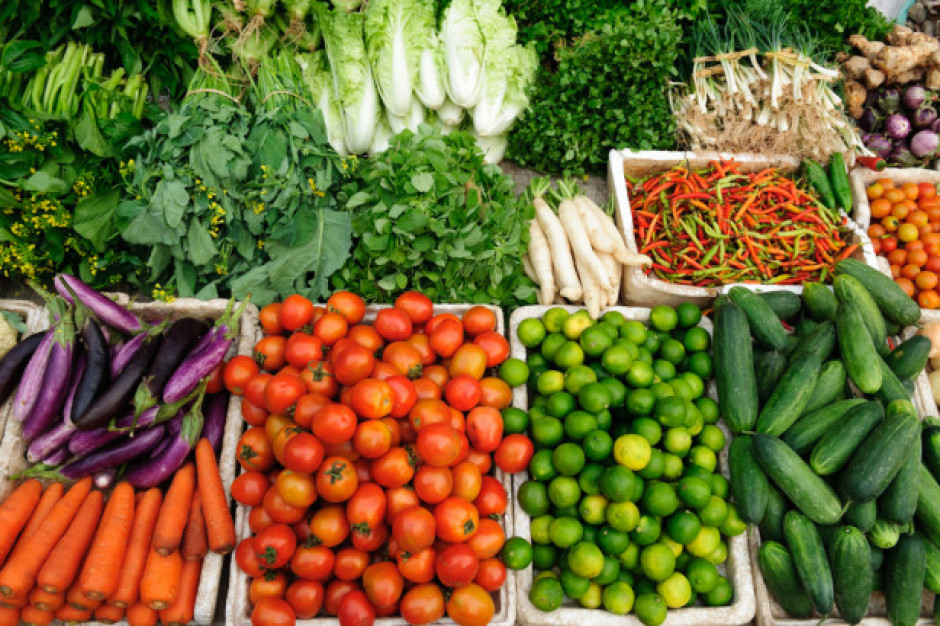 Bronisze: Stabilne ceny warzyw gruntowych