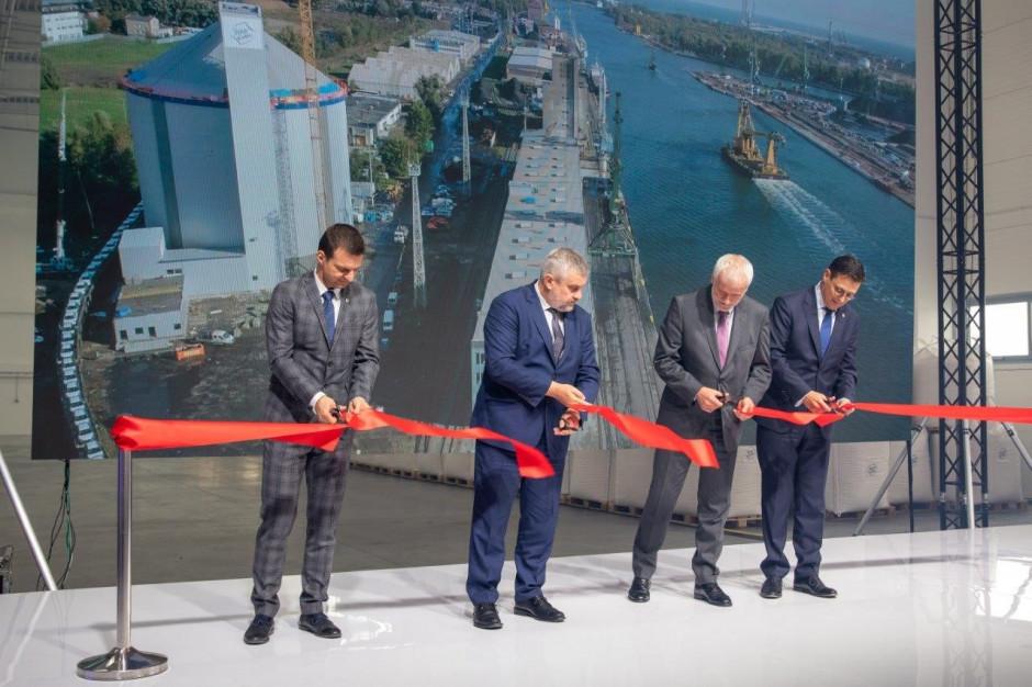 KSC otwiera otwiera Terminal Cukrowy za 100 mln zł w Porcie Morskim Gdańsk