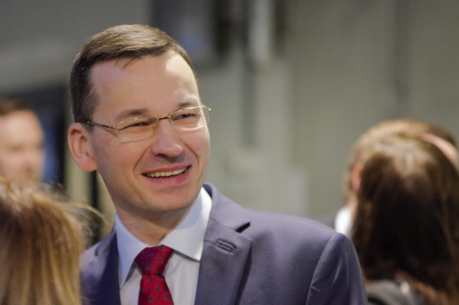 Premier: Kupowanie polskich produktów jest gospodarczym patriotyzmem