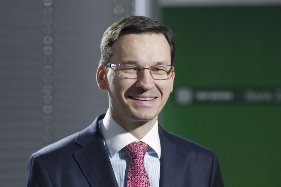 Premier: Niedługo po wyborach chciałbym otwartej debaty z polskim biznesem