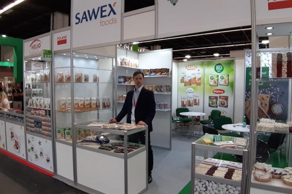 Sawex Foods na Targach Spożywczych Anuga 2019