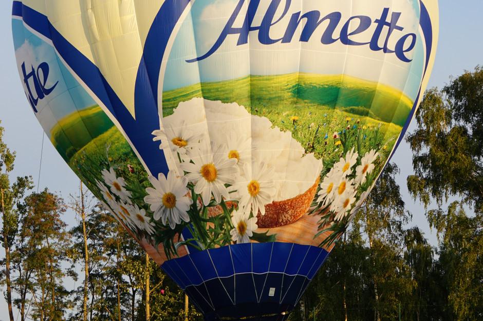 Hochland Polska sprzedaje rocznie ponad 11000 ton Almette
