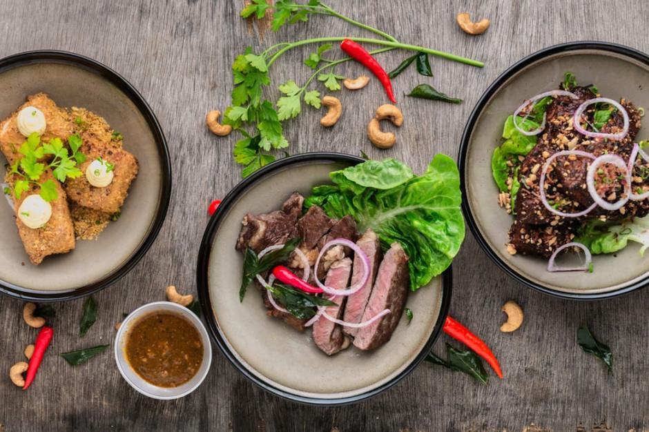 Aplikacja obliczy kaloryczność posiłku na podstawie zdjęcia talerza