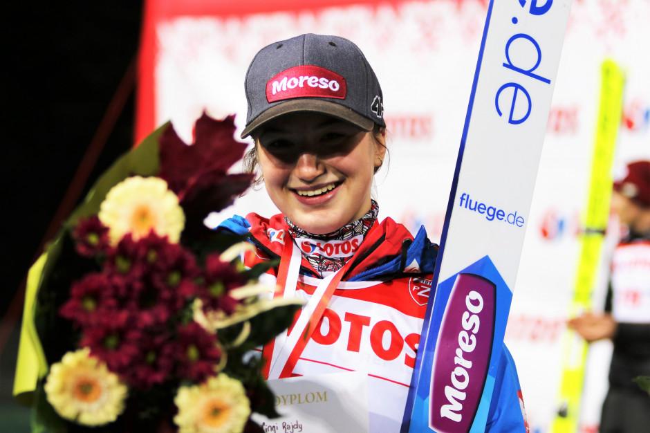 ROS-SWEET i marka Moreso indywidualnym sponsorem dwóch reprezentantek polskiej kadry w skokach narciarskich