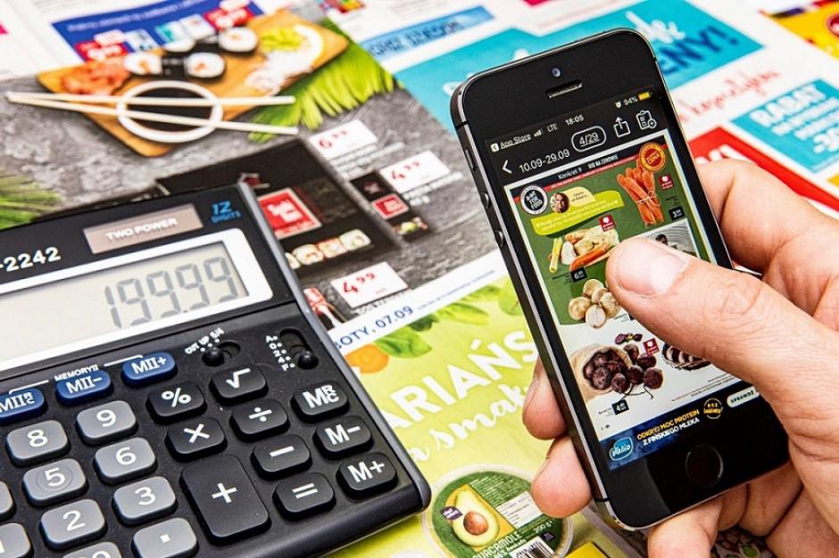 E-gazetki coraz bardziej absorbują uwagę konsumentów
