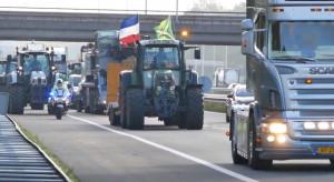 Holenderska policja zamknęła centrum Hagi ze względu na protest rolników