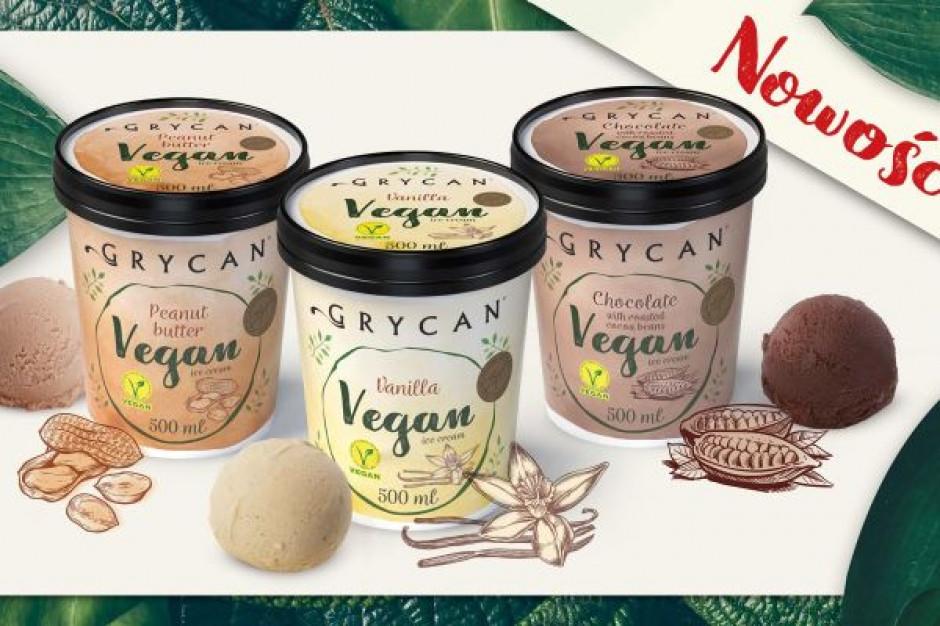 Wegańskie nowości Grycan Vegan od czwartku w Lidlu