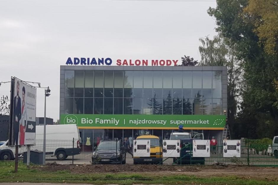 Bio Family otwiera kolejny supermarket w Poznaniu