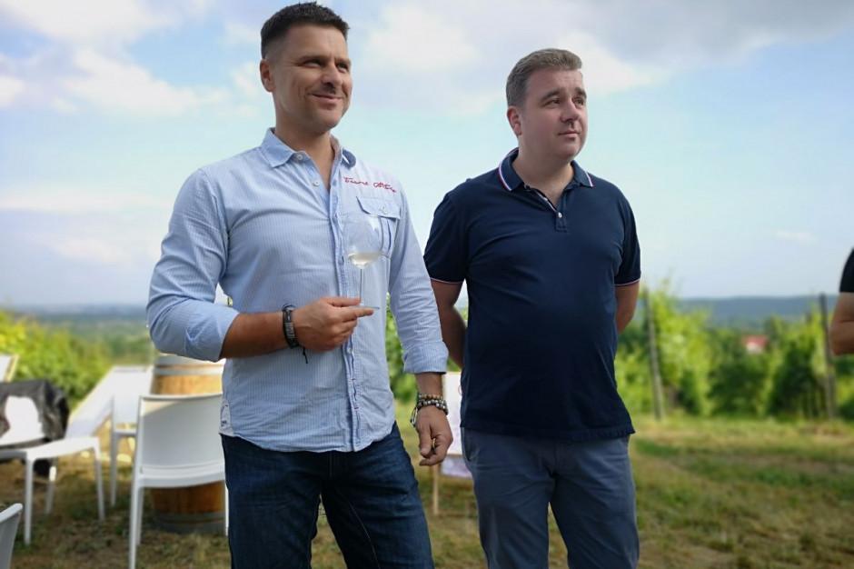 Casualowy piątek: Winnica Srebrna Góra - chcemy produkować coraz lepsze wina (zdjęcia)