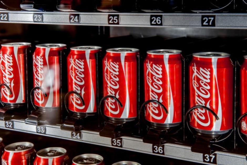 Coca-Cola z lepszymi wynikami od oczekiwań