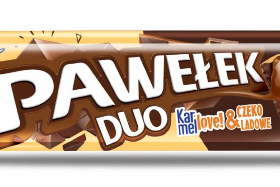 Nowość od E.Wedel - Pawełek DUO