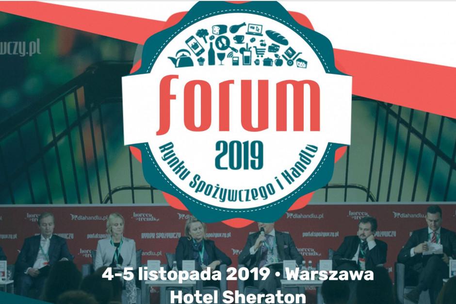 Forum Rynku Spożywczego i Handlu już 4-5 listopada. Zapraszamy na inspirujące spotkania i panele!