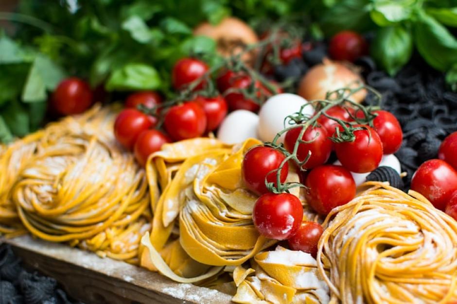 Według szacunków wartość sprowadzonych produktów spożywczych z Włoch do Polski wyniesie w tym roku 934 mln euro