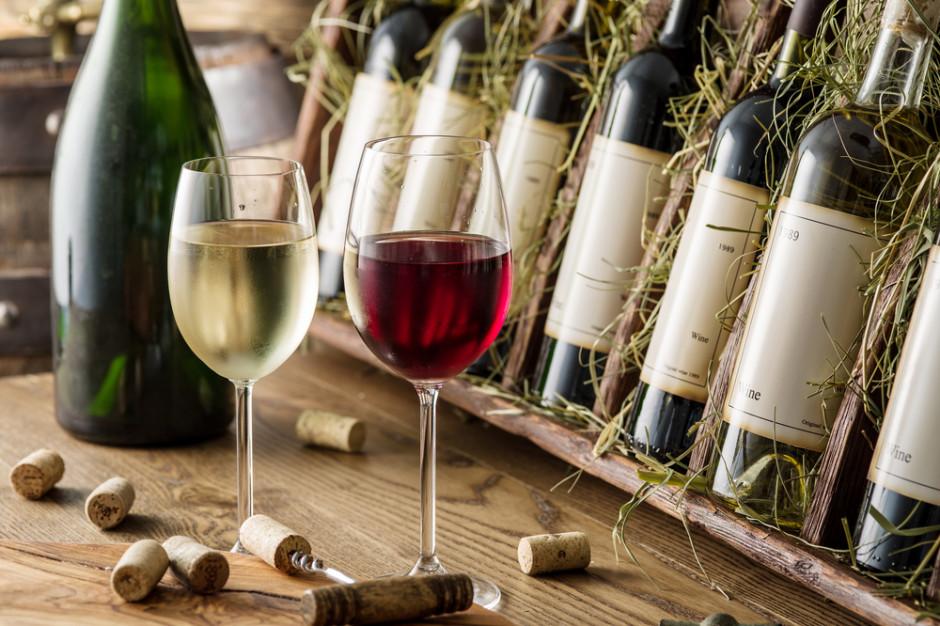Rośnie eksport napojów winiarskich z Polski
