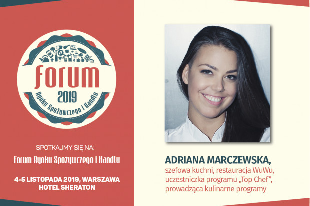 Adriana Marczewska prelegentką na FRSiH 2019