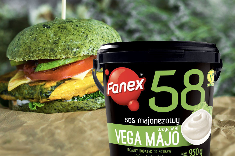Fanex stawia na wegańskie receptury