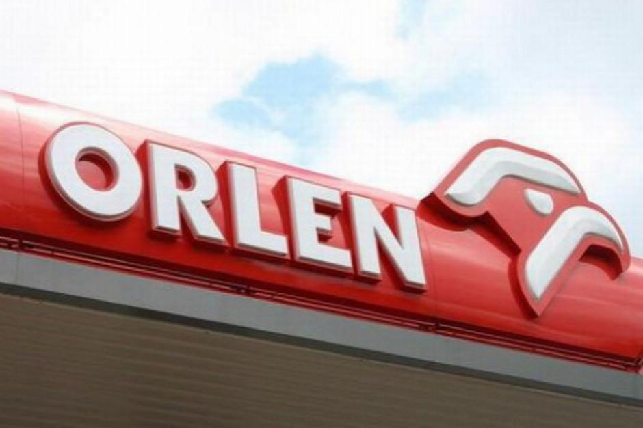 Logo PKN Orlen pojawi się na stacjach koncernu w Niemczech i Czechach