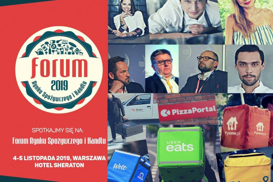 Casualowy piątek: #HorecaTrendsTalks - Gastroosobowości oraz największe firmy delivery na FRSiH 2019