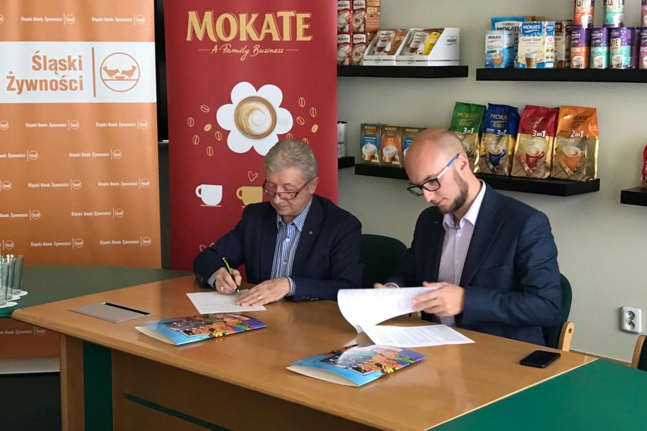 Grupa Mokate we wspólnym projekcie ze Śląskim Bankiem Żywności