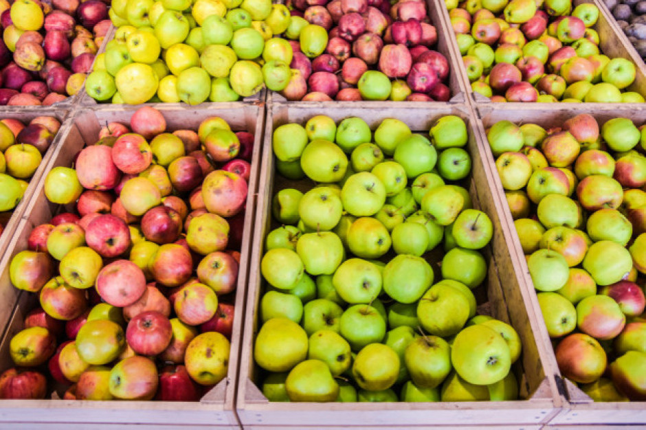 Profilaktyka raka na naklejkach na owocach i warzywach