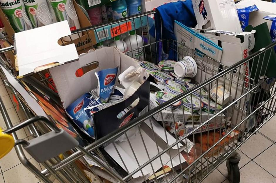 Marnowanie żywności: Ustawa już działa, ale sklepy mają pierwsze problemy