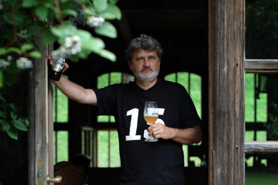 Janusz Palikot, oprócz piwa i wódki, zamierza też produkować wino